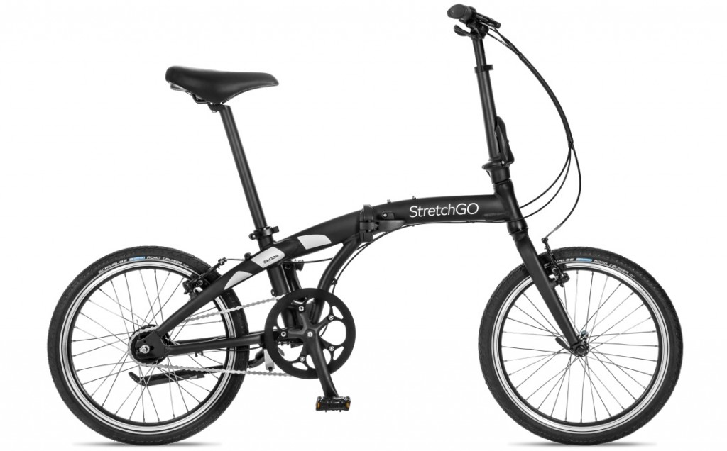 Tombola bicykel SKODA - StretchGO 2018